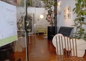 Giardini, Galleria Consadori 2008