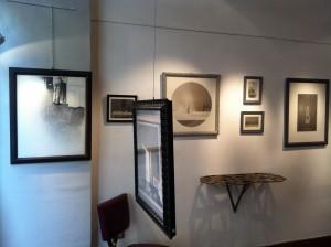 Gianfranco Ferroni - Luigi Ghirri, Galleria Consadori 2011