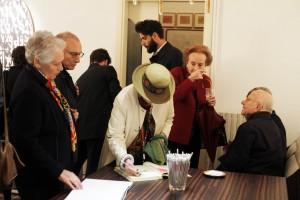 Progetti a confronto | Galleria Consadori 2012