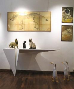 Zoo - Animali in galleria | Galleria Consadori 2012