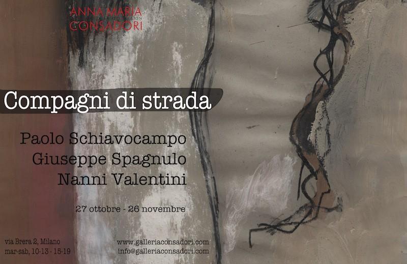 Compagni di strada - Paolo Schiavocampo - Giuseppe Spagnulo - Nanni Valentini
