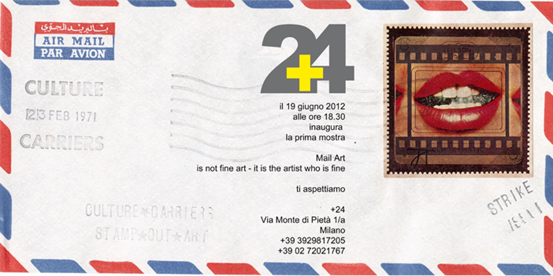 Mail Art | Galleria Consadori 2012