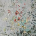 Spilimbergo, Fiori, anni '40,  cm 60×50