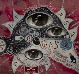 Guy Harloff, The pregnant eye