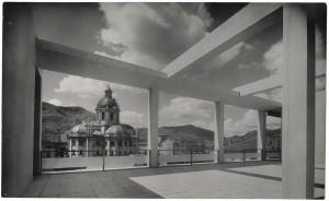 Mario Crimella, Casa del fascio