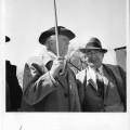 William H. Short, Frank Lloyd Wright e George Cohen, 1956
