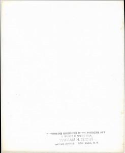 William H. Short, Solomon Guggenheim Museum, 1956